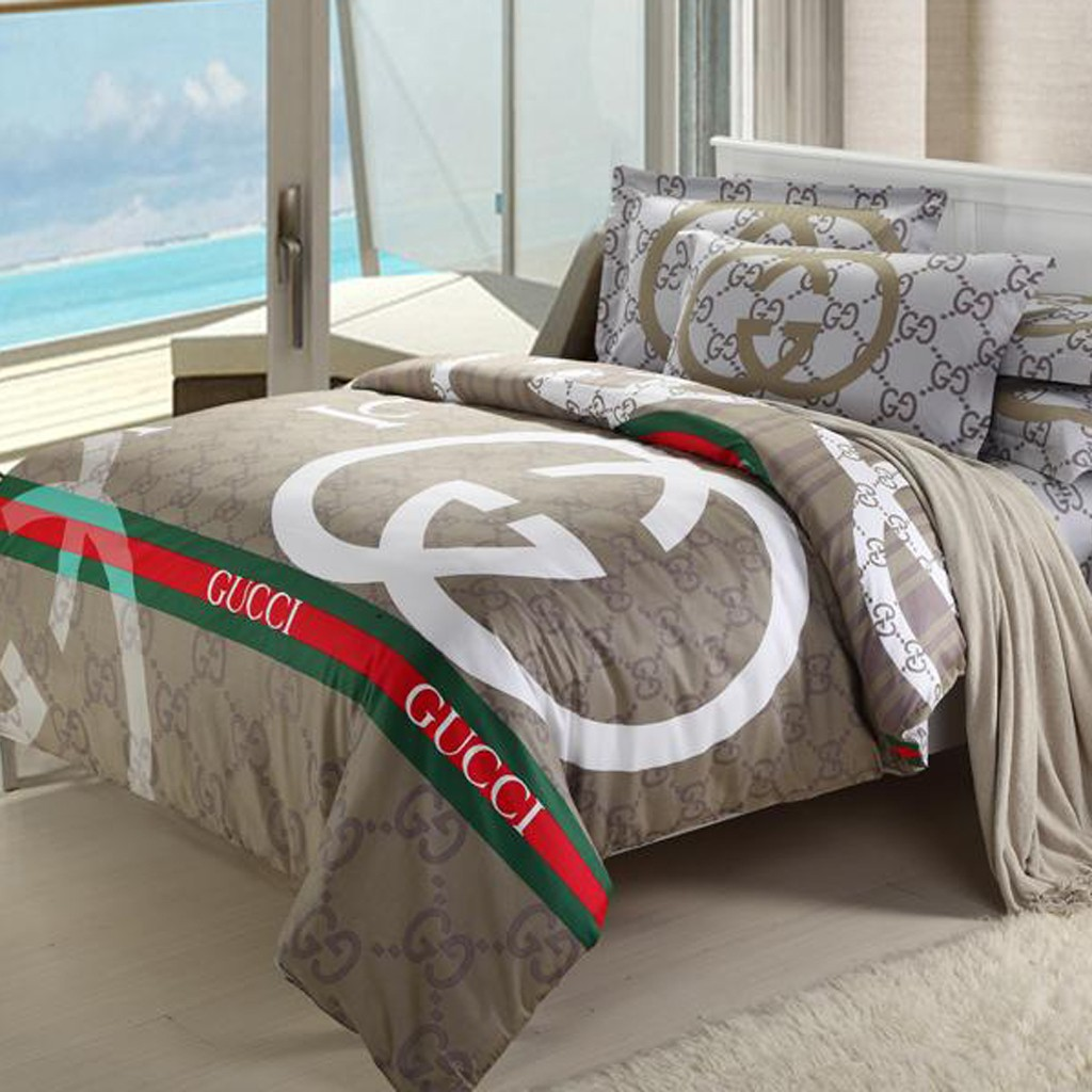 Bedroom Comforters Sets Gucci Bedding